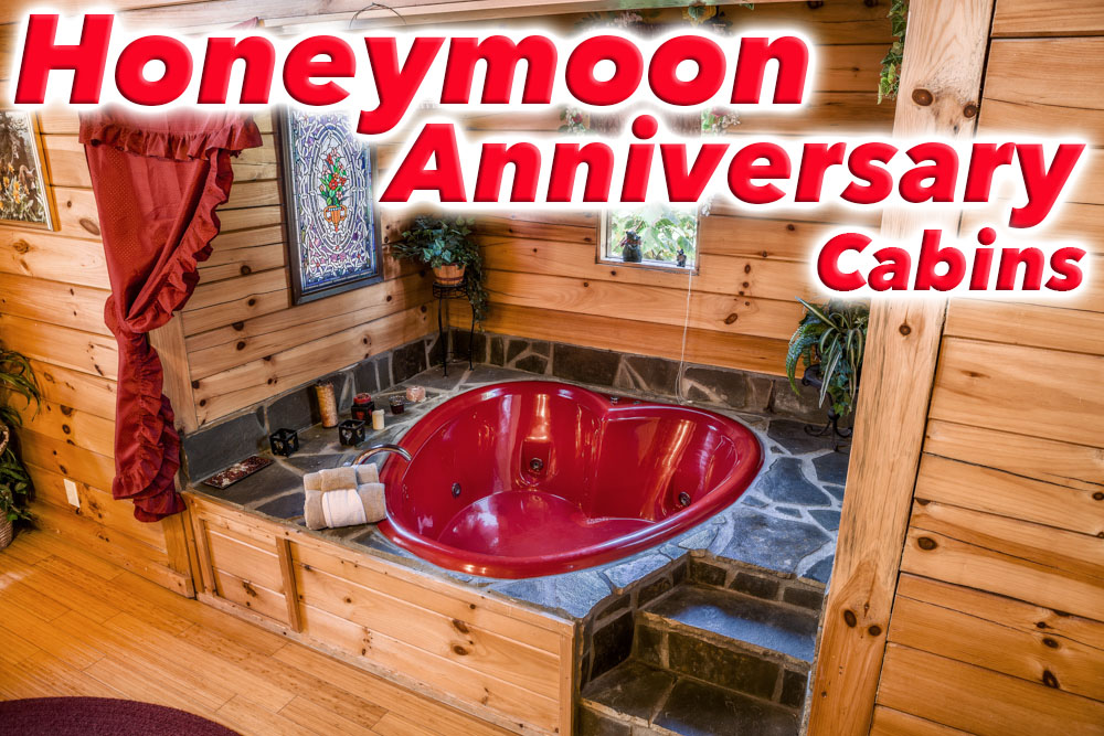 Honeymoon/Anniversary Cabins